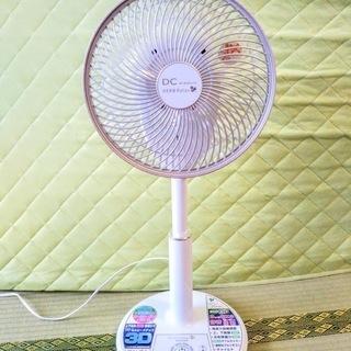 扇風機 リビング 3D 美品!