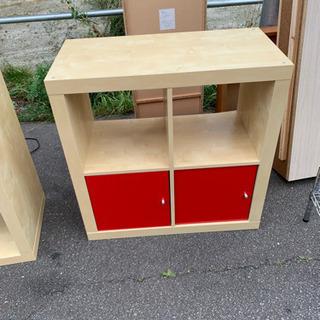 木製ラック 本棚 多目的ラック 衣類収納
