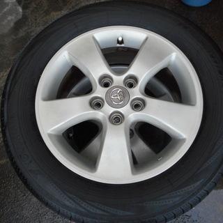 215/60R16 中古タイヤ良品4本セット YOKOHAMA