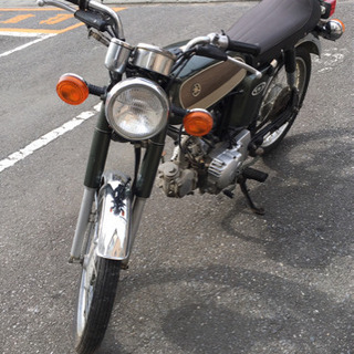 ヤマハYB1 4スト