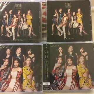 (G)-IDLE 日本アルバム 「LATATA」