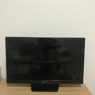 FUNAI テレビ 24型《保証書付》