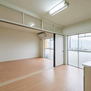 【初期費用は2万円のみ】熊本市西区、初期安リノベーション3DKで...