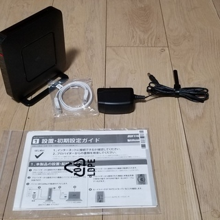 【9/7で受付終了】WiFi 無線LAN ルーター