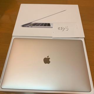 2018 MacBook Pro 15インチ シルバー ApCare+