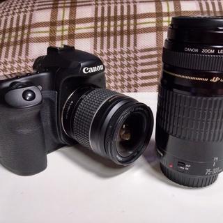 激安!Canon EOS40Dレンズ2個