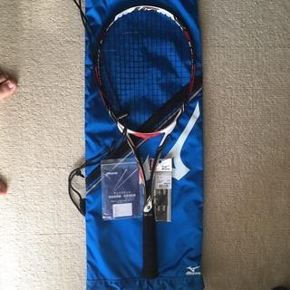 ミズノ軟式テニスラケット(新品同様)---2,000円値引きします