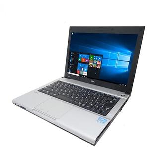 NEC中古ノートパソコン/メモリ8GB/新品SSD120GB/第...