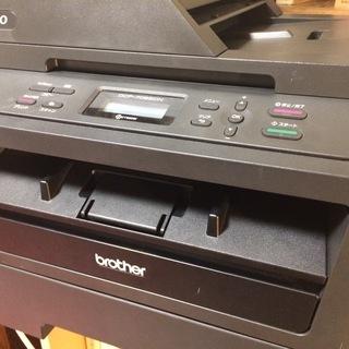 作動保証※但し印刷に少有難【レーザープリンター・複合機】モノクロ...