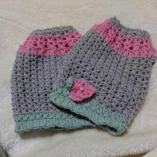 指なし手袋 手作り