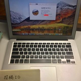 MacBook Air 2010 モデルA1369、英語キーボー...