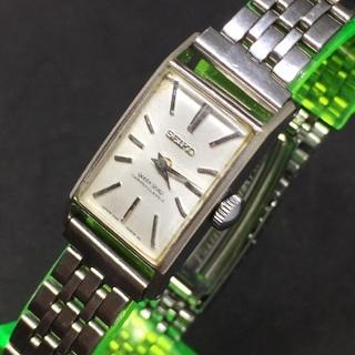 SEIKO セイコー 手巻き レディース腕時計 クィーンセイコー...