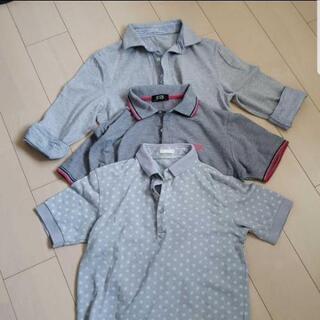 メンズ Mサイズ ポロシャツ セット
