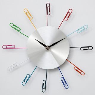 ☆★お取引中★☆ フライングタイガー時計 クリップ時計