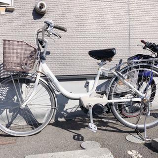 商談中 ヤマハの電動自転車 値引きは今月中取引の方に。