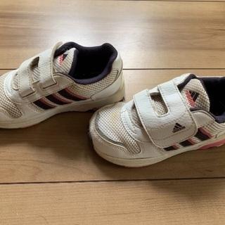 ☆値下げしました☆子ども靴 アディダス 15cm