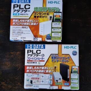 アイオ―デ―タ PLCアダプターセット
