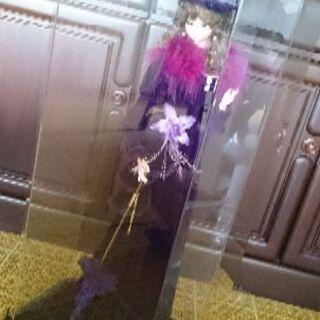 お人形さんの置物