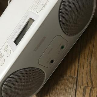 東芝TY-C150 CDプレーヤー