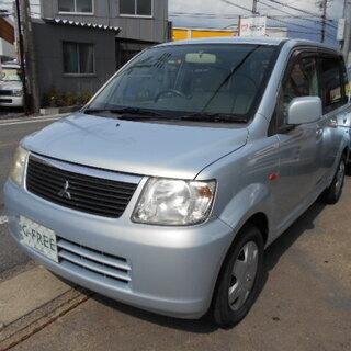 平成18年式 三菱 EKワゴン M 走行51000キロ キーレス...