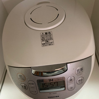 お取引中!!炊飯器 TOSHIBA