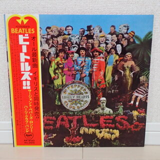 THE BEATLES ビートルズ / SGT. PEPPER'...