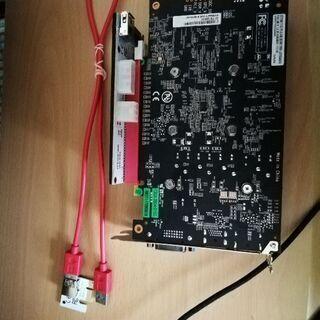 GeForce GTX1050TI搭載ビデオカード オーバークロ...