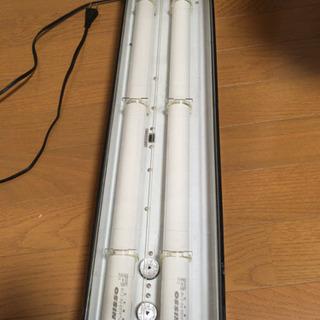 カラーライト600T 2灯付 50/60Hz共用 ブラック