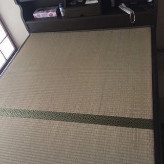 畳 ベッド セミダブル