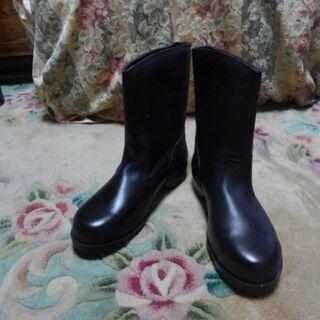 ミドリ安全靴革靴25.5cm