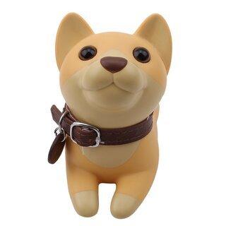 可愛い犬のドアストッパー