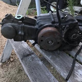 カブ50 ノーマルエンジン