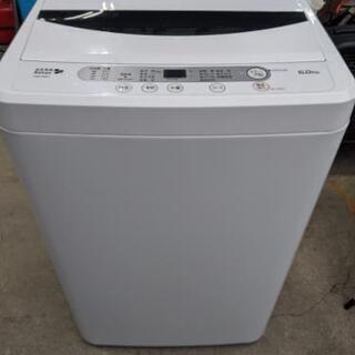 洗濯機 2018年 ハーブリラックス 6kg YWM-T60A1...