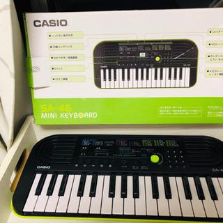 [美品] Casio keyboard SA-46 値下げ