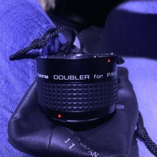 RMC Tokina DOUBLER for P/KA 美品