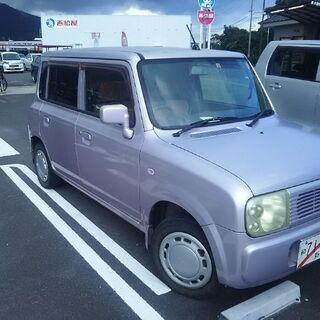 最終値下げ10000円ラパン14年式激安車139000キロ