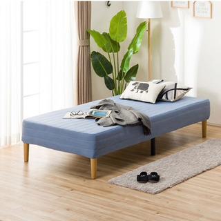 ニトリ シングルベッド(マットレスセット)+引き出し収納