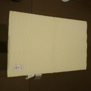 京都西川ベビーマット 固わた敷き布団 お昼寝マット カバーセット