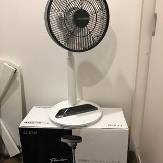ユーイングDC扇風機 ジャンク!