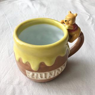 未使用品◎  くまのプーさん  mug