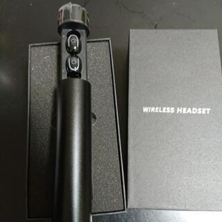 バッテリー兼、防水ワイヤレスイヤホン