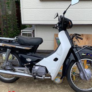 カブ  100cc  ホンダ  バイク