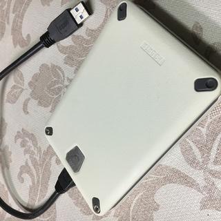 値下げ!I・O DATA製 1TB ポータブルHD HDPD-A...