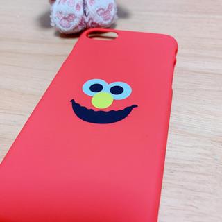 送料無料 エルモ iPhone7 8ケース