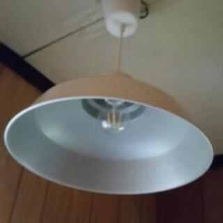 シンプルなペンダントライト【IKEA/ニトリ】