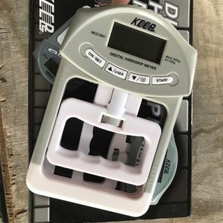 デジタルハンドグリップメーター 握力計