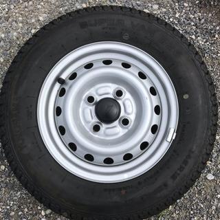 タイヤとホイールの4本セット