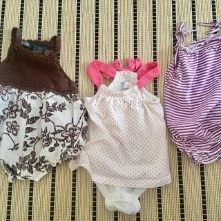 【美品!】女の子用赤ちゃん服 セット