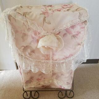 1500円 ランドリーボックス 洗濯物収納 薔薇 ローズ バラ