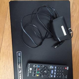 DVDプレイヤー(ブルーレイ、HDMI対応)
